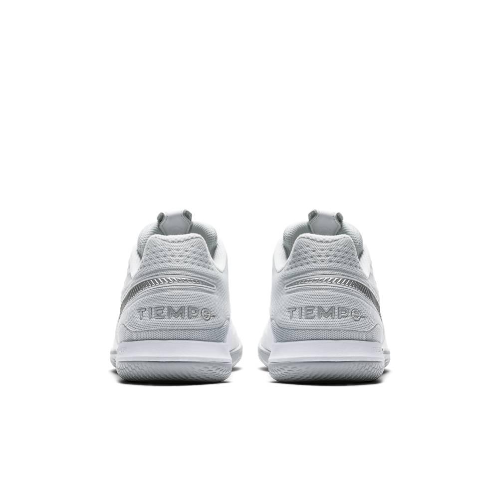 Nike TiempoX Legend React 8 Pro IC Futsal Innendørs Fotballsko Nouveau White Pack
