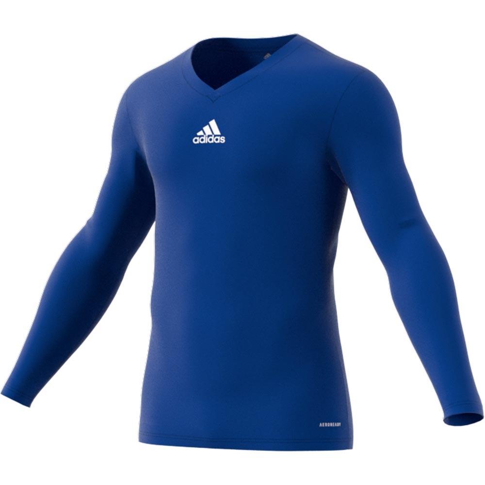 Adidas Team Base Tee Baselayer Barn Blå