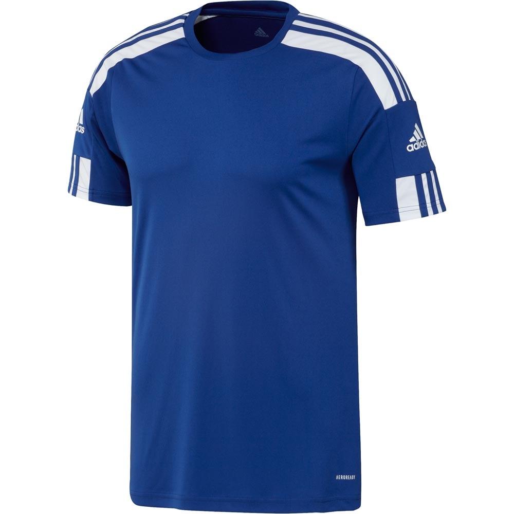 Adidas Squad 21 Kortermet Spillertrøye Blå
