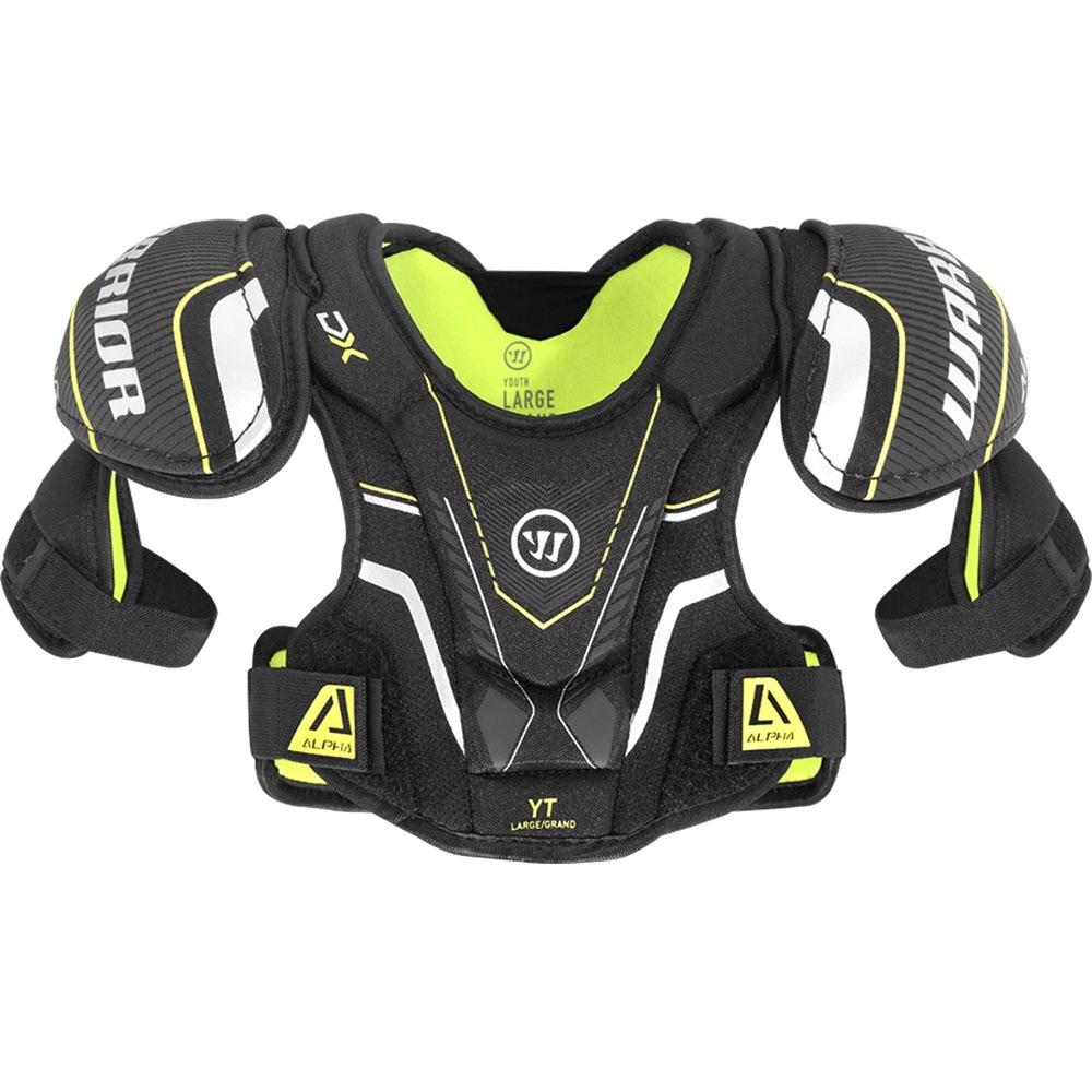 Warrior Alpha DX Barn Skulderbeskyttelse Hockey