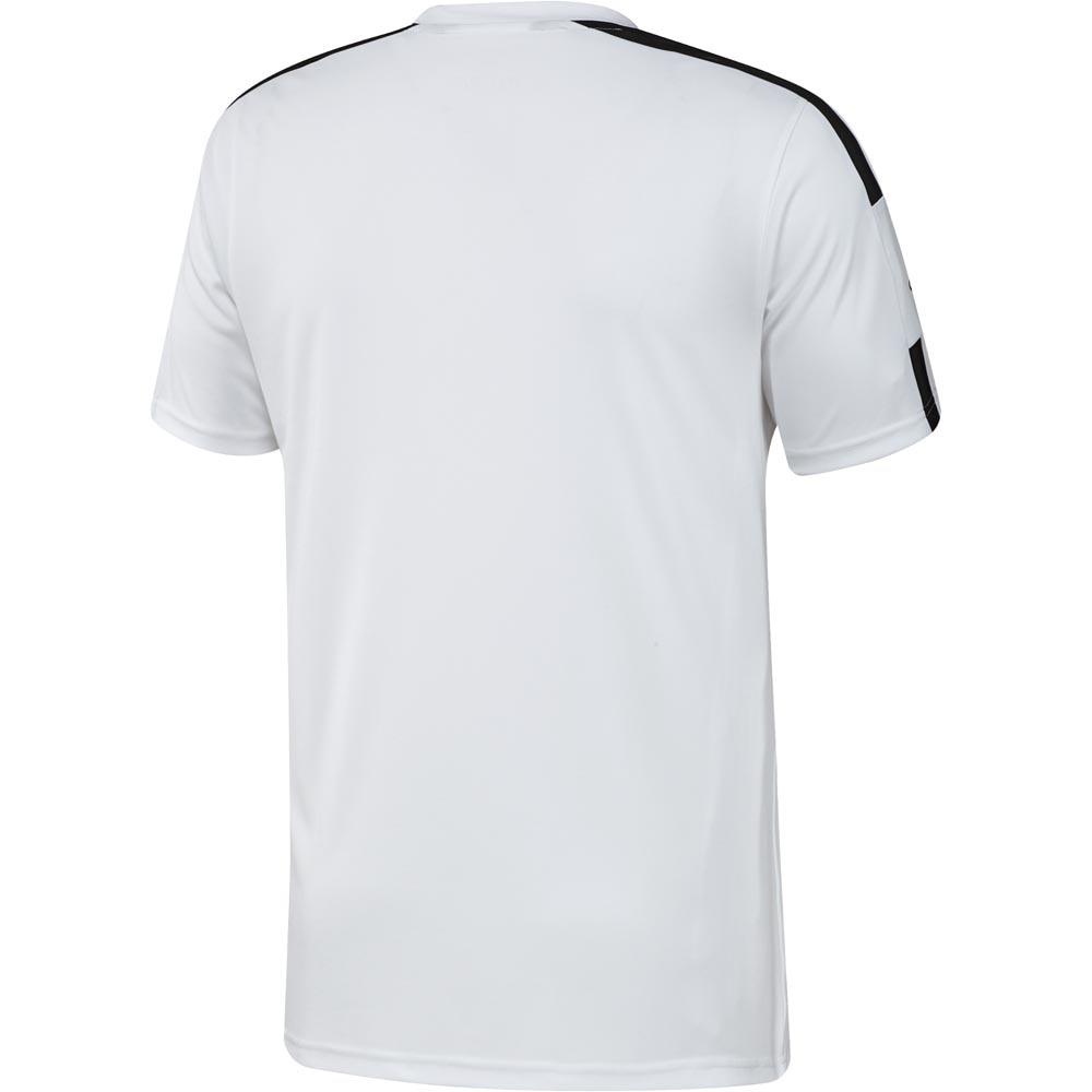 Adidas Squad 21 Kortermet Spillertrøye Hvit/Sort