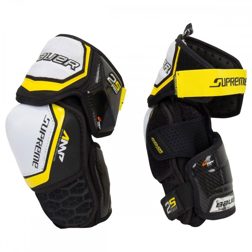 Bauer Supreme 2S PRO Junior Albuebeskyttelse Hockey