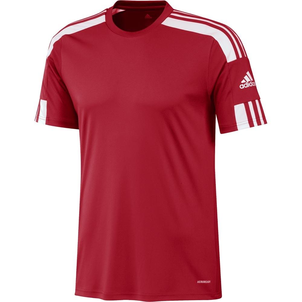 Adidas Squad 21 Kortermet Spillertrøye Barn Rød
