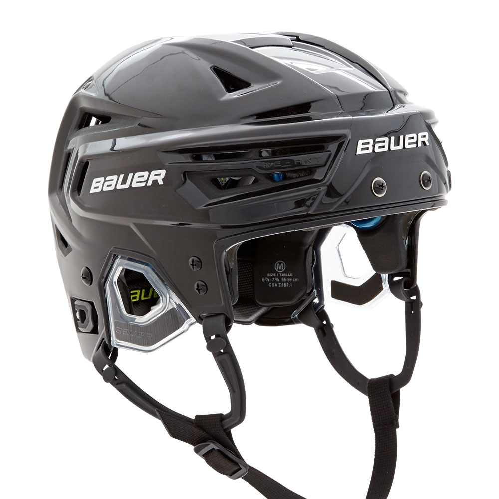 Bauer RE-AKT 150 Hockeyhjelm Svart