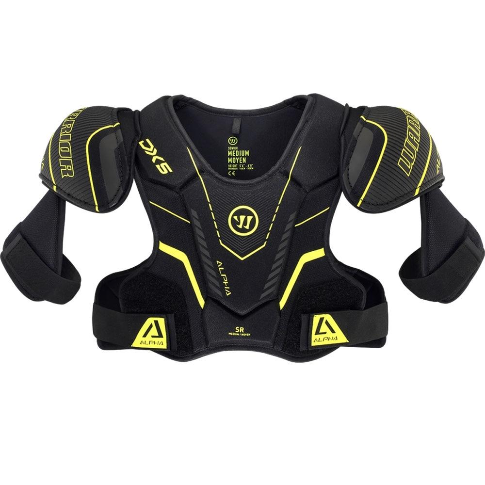 Warrior Alpha DX5 Junior Skulderbeskyttelse Hockey