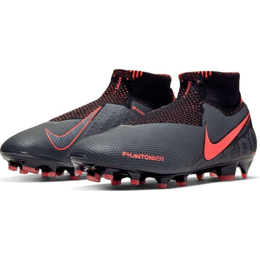 Nike Phantom Vision Elite DF FG Fotballsko Phantom Fire