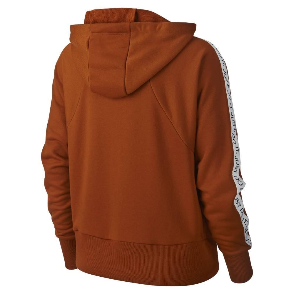 Nike Dry Fleece Hoodie Hettegenser Dame