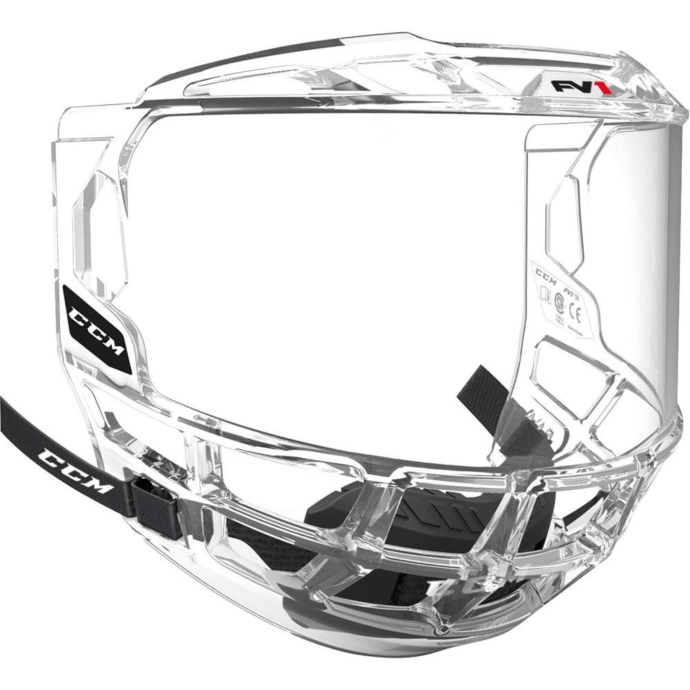 Ccm FV1 Full Junior Hockeyvisir