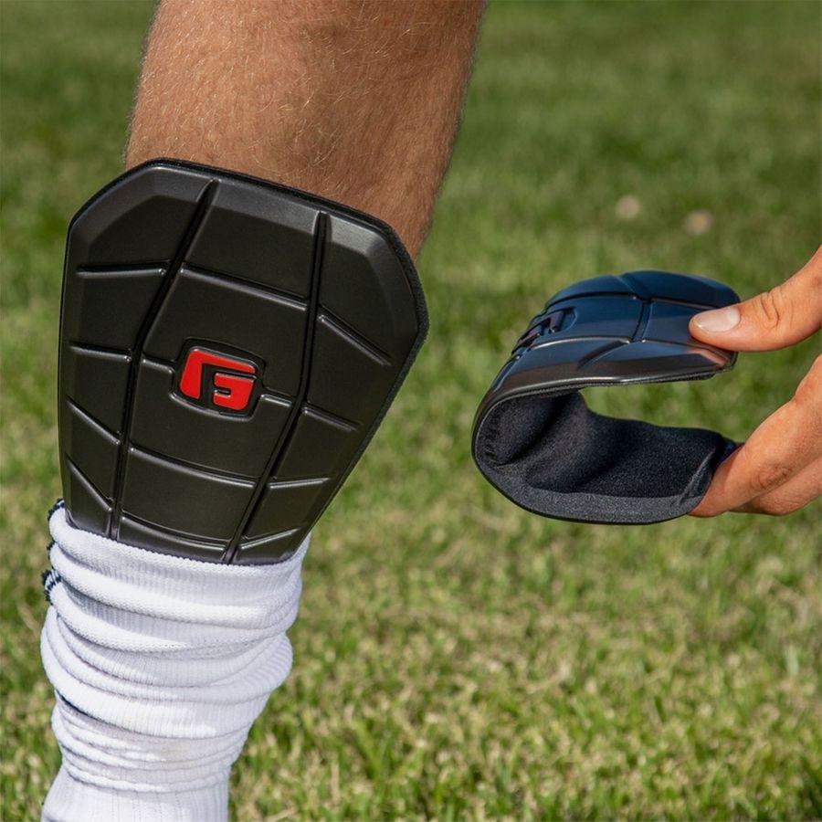 G-Form Pro-S Blade Leggskinn Sort