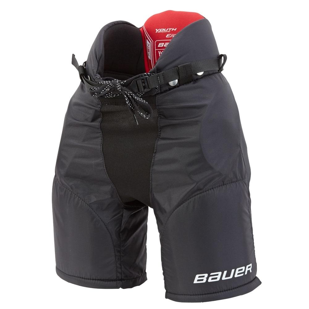 Bauer NSX Barn Hockeybukse Svart