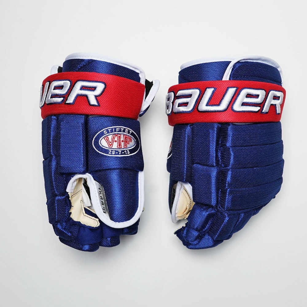 Bauer 4-Roll PRO VIF Junior Hockeyhanske 20/21