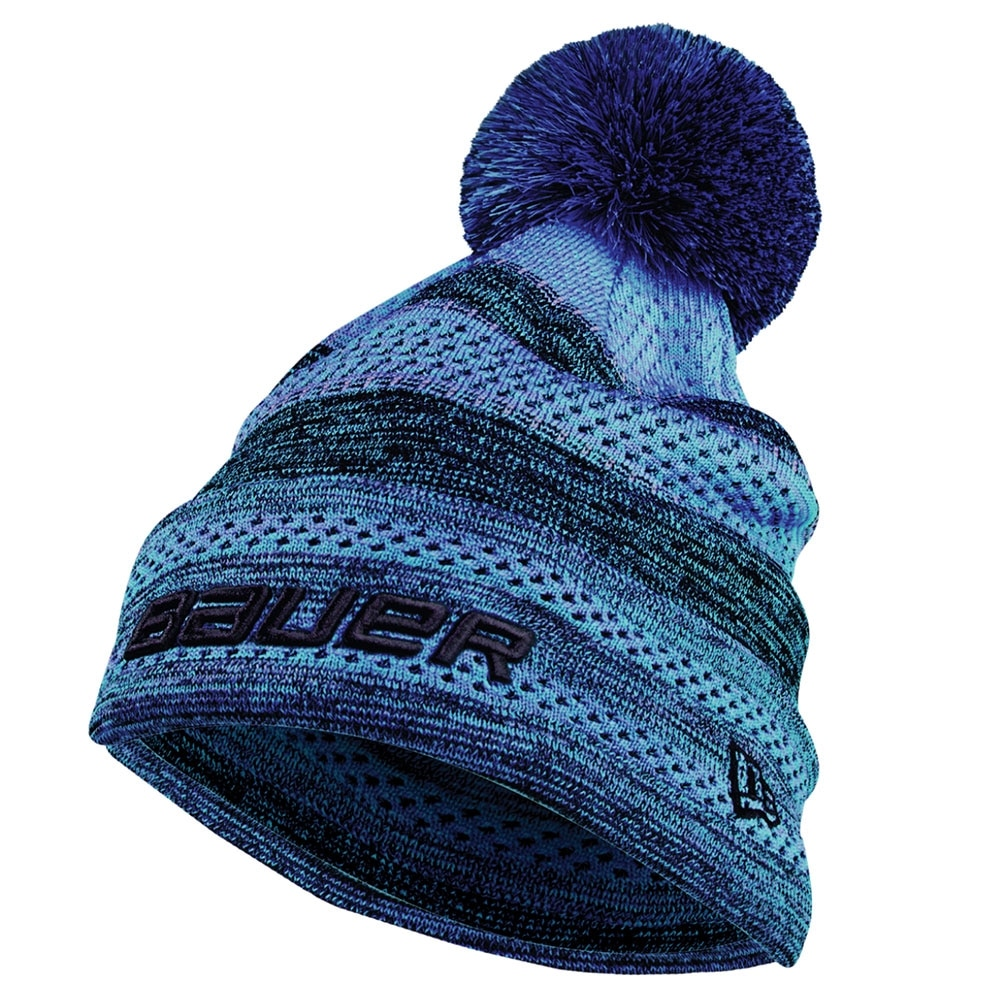 Bauer New Era Color POP Pom Knit Barn Lue