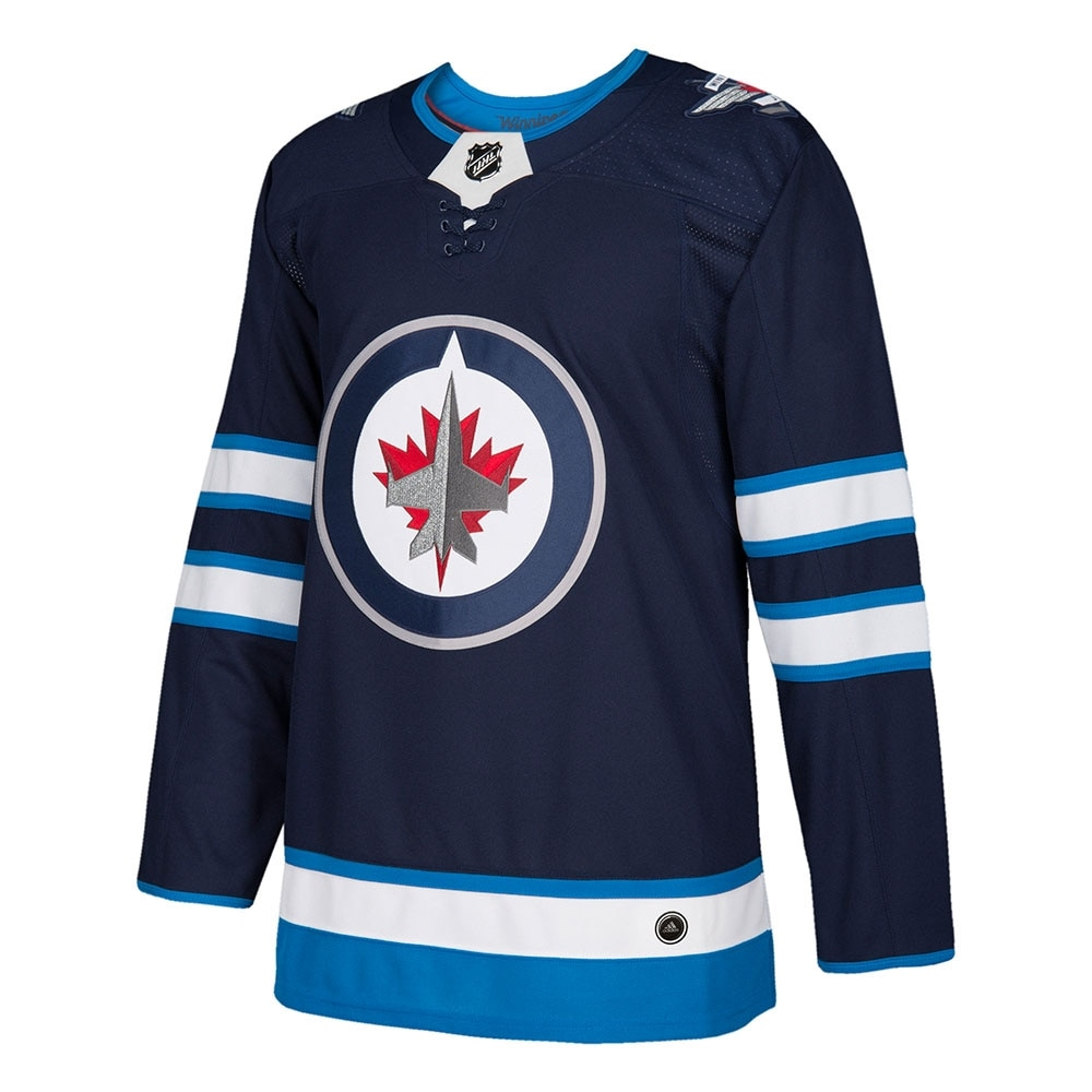 Adidas NHL Authentic Pro Hockeydrakt Winnipeg Jets Hjemme