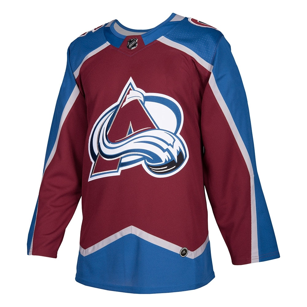 Adidas NHL Authentic Pro Hockeydrakt Colorado Avalanche Hjemme