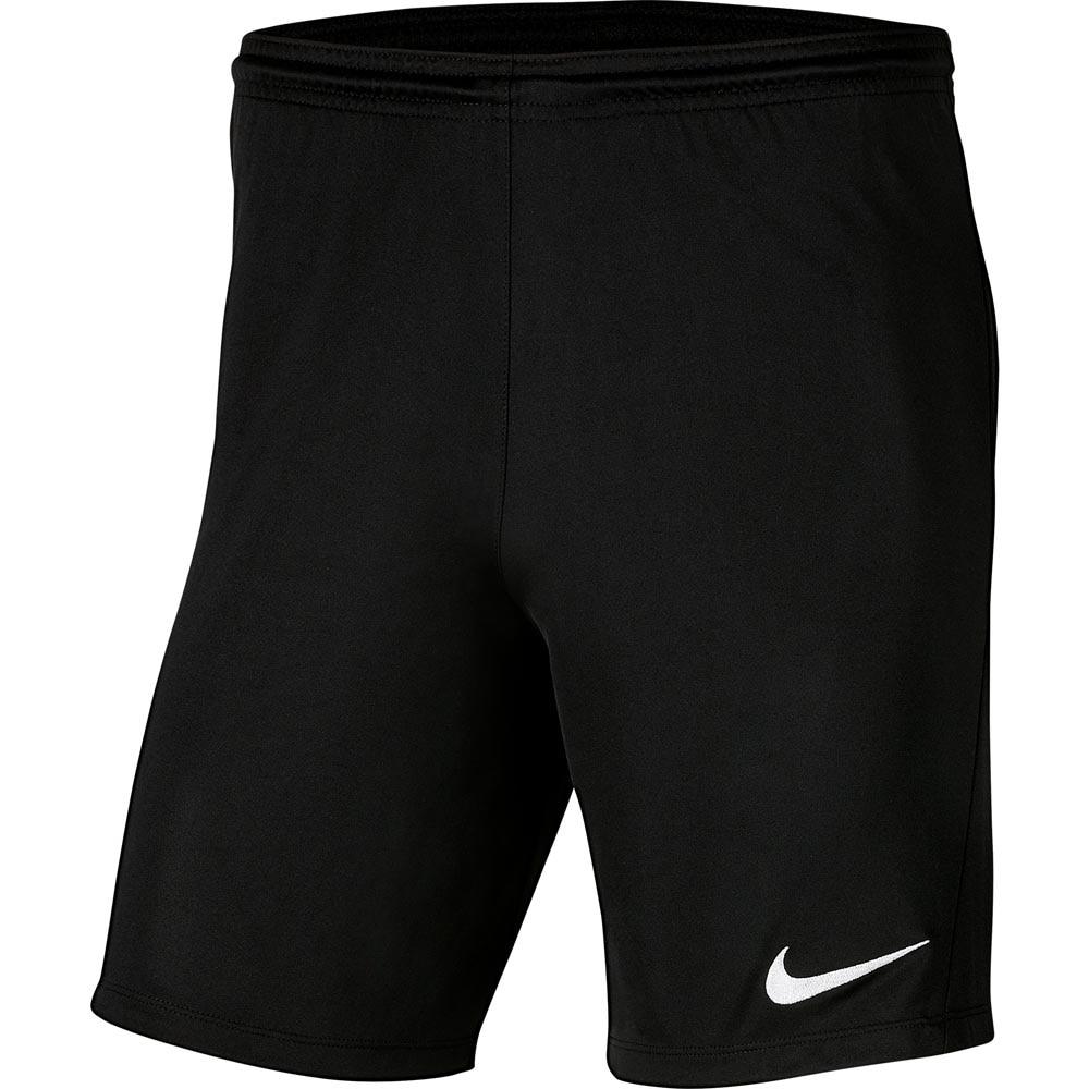 Nike Park III Treningsshorts Barn Sort