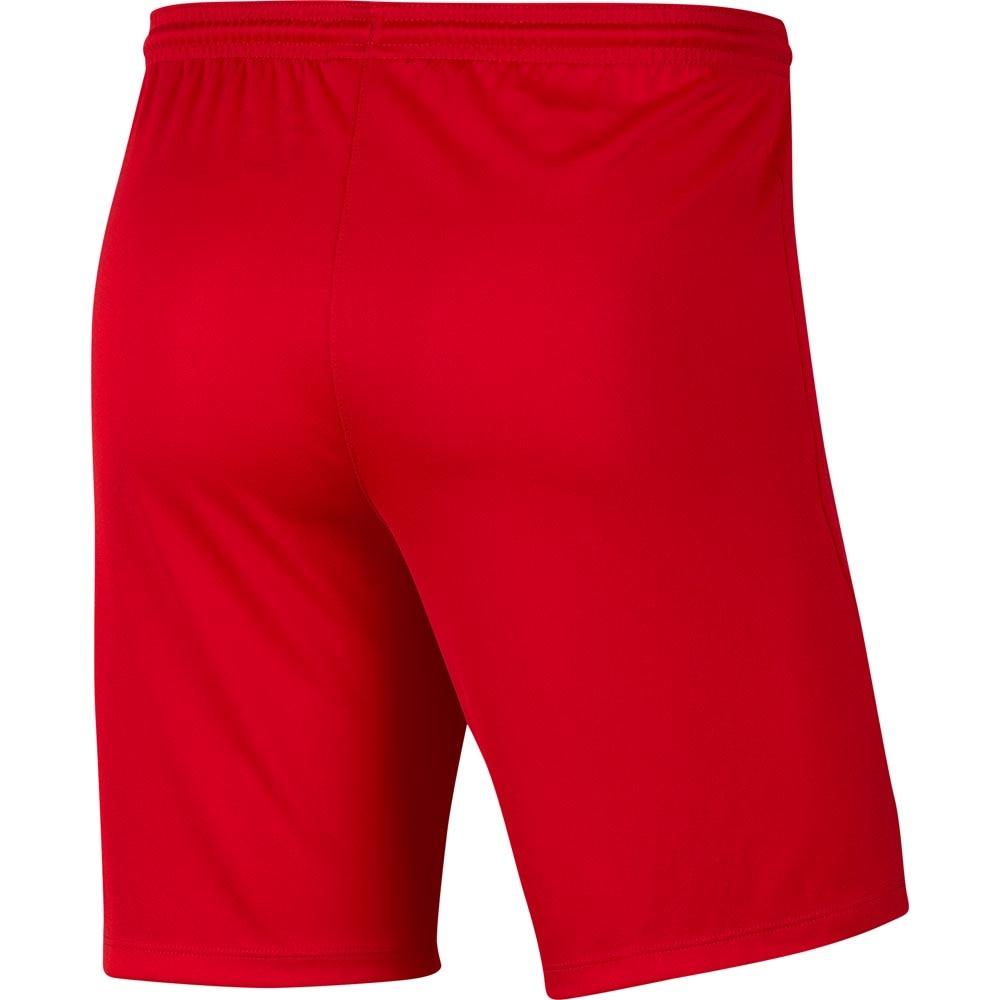 Nike Park III Treningsshorts Barn Rød