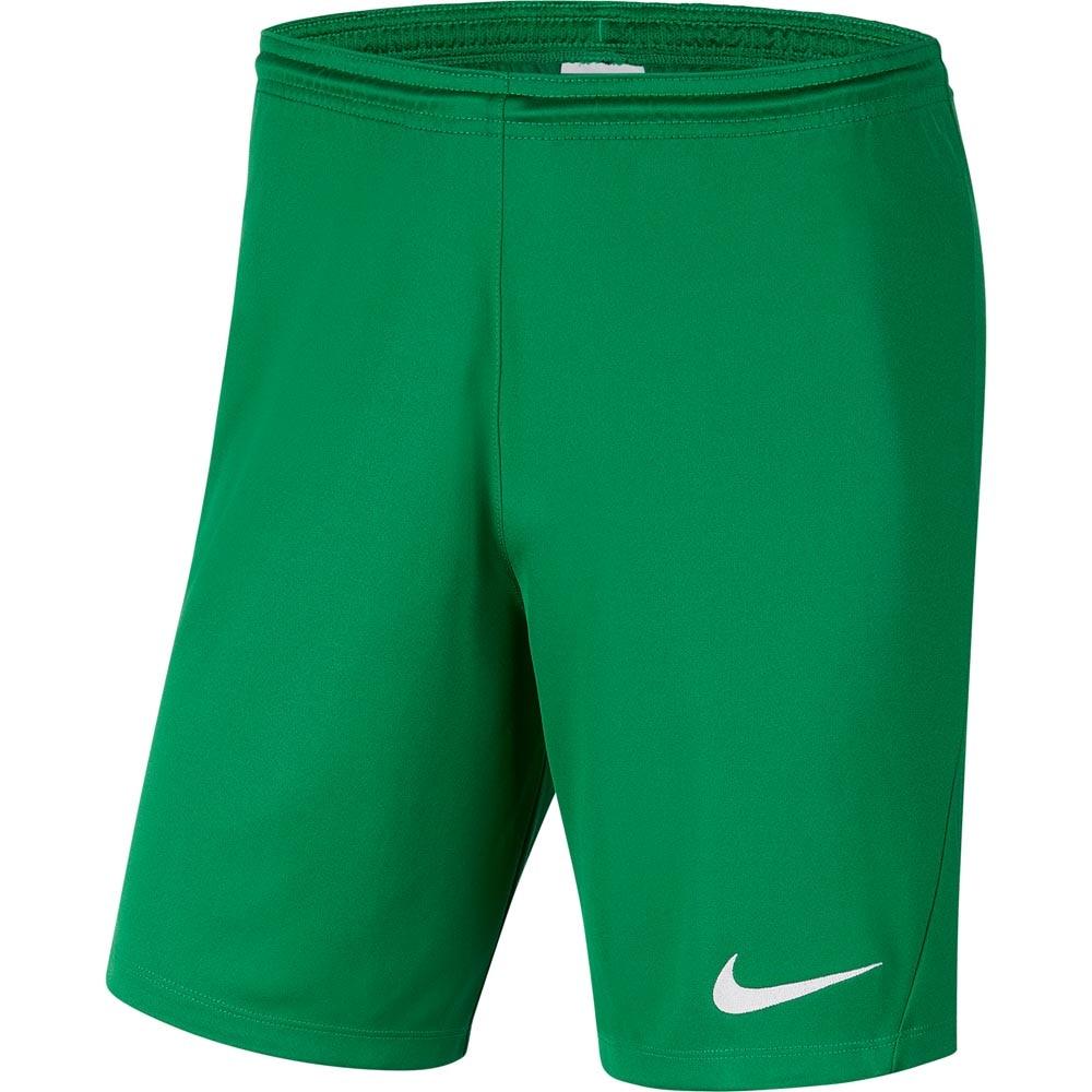 Nike Park III Treningsshorts Barn Grønn