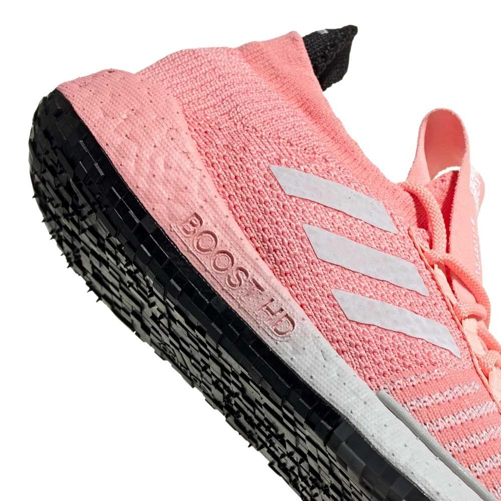 Adidas PulseBOOST HD Joggesko Dame Rosa