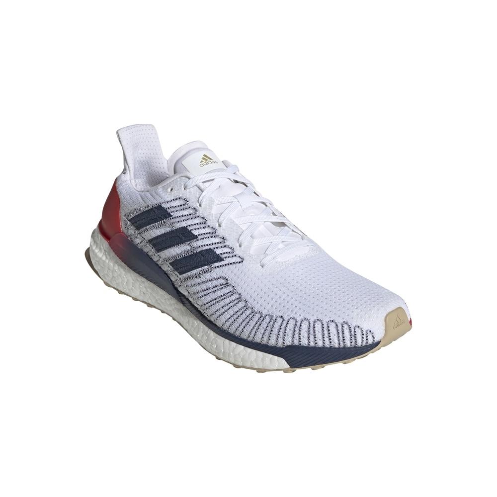 Adidas Solar Boost 19 Joggesko Herre Hvit