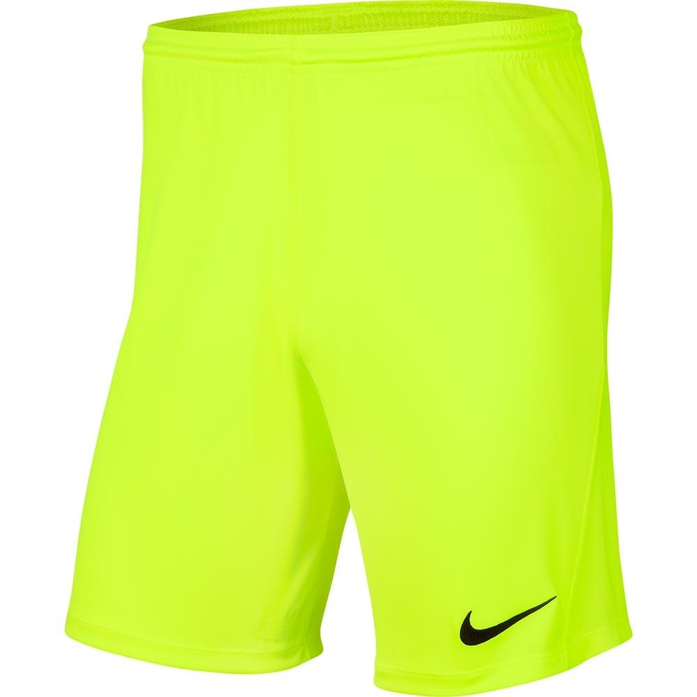 Nike Park III Treningsshorts Barn Volt
