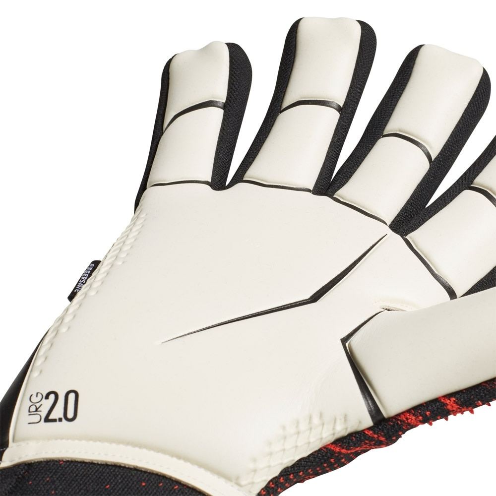 Adidas Predator Pro FingerSave Keeperhansker Mutator Pack Rød/Sort