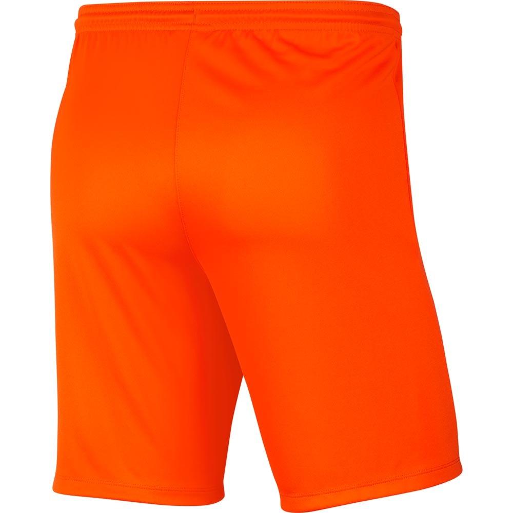 Nike Park III Treningsshorts Barn Oransje