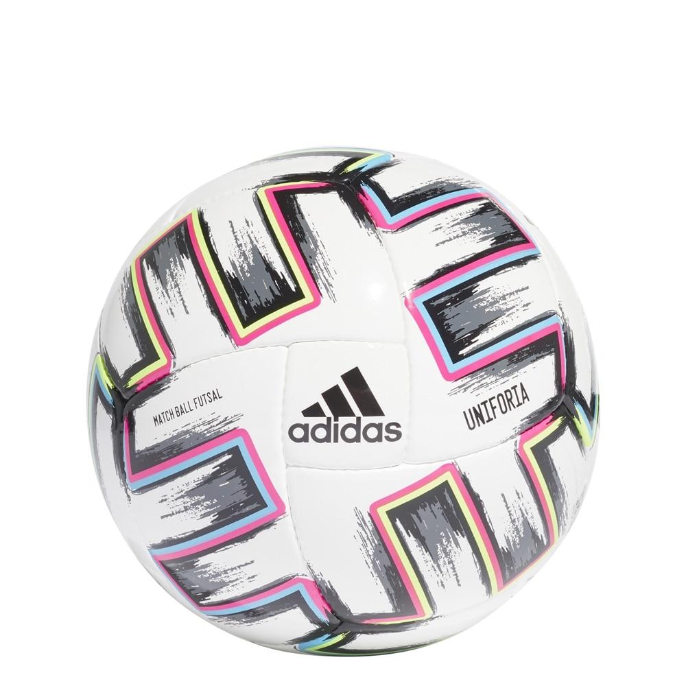 Adidas Uniforia Pro Sala Futsalball Fotball EM 2020 Hvit