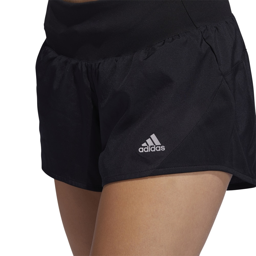 Adidas Run It Løpeshorts Dame Sort