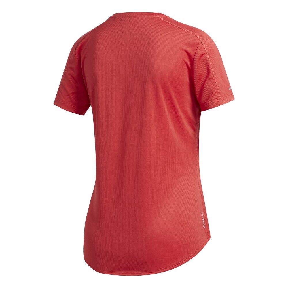 Adidas Run It Løpetrøye Dame Rød