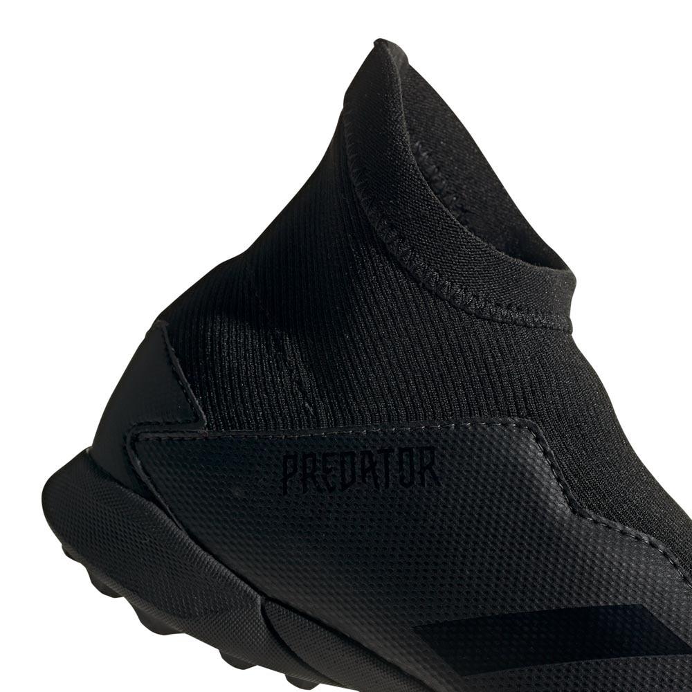 Adidas Predator 20.3 Laceless TF Fotballsko Barn Shadowbeast Pack