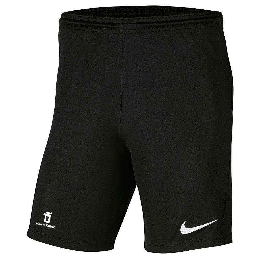 Nike Ullern Fotball Treningsshorts Barn Sort