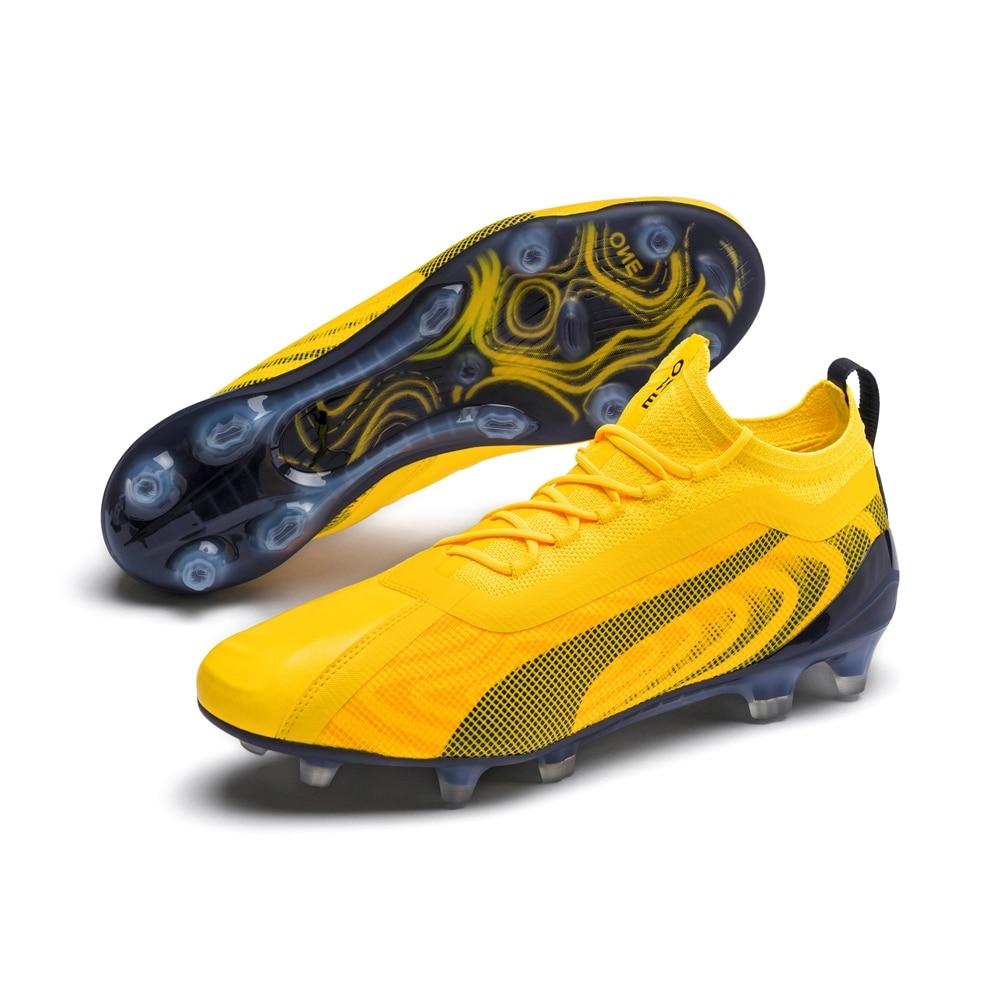 Puma ONE 20.1 FG/AG Fotballsko Spark Pack