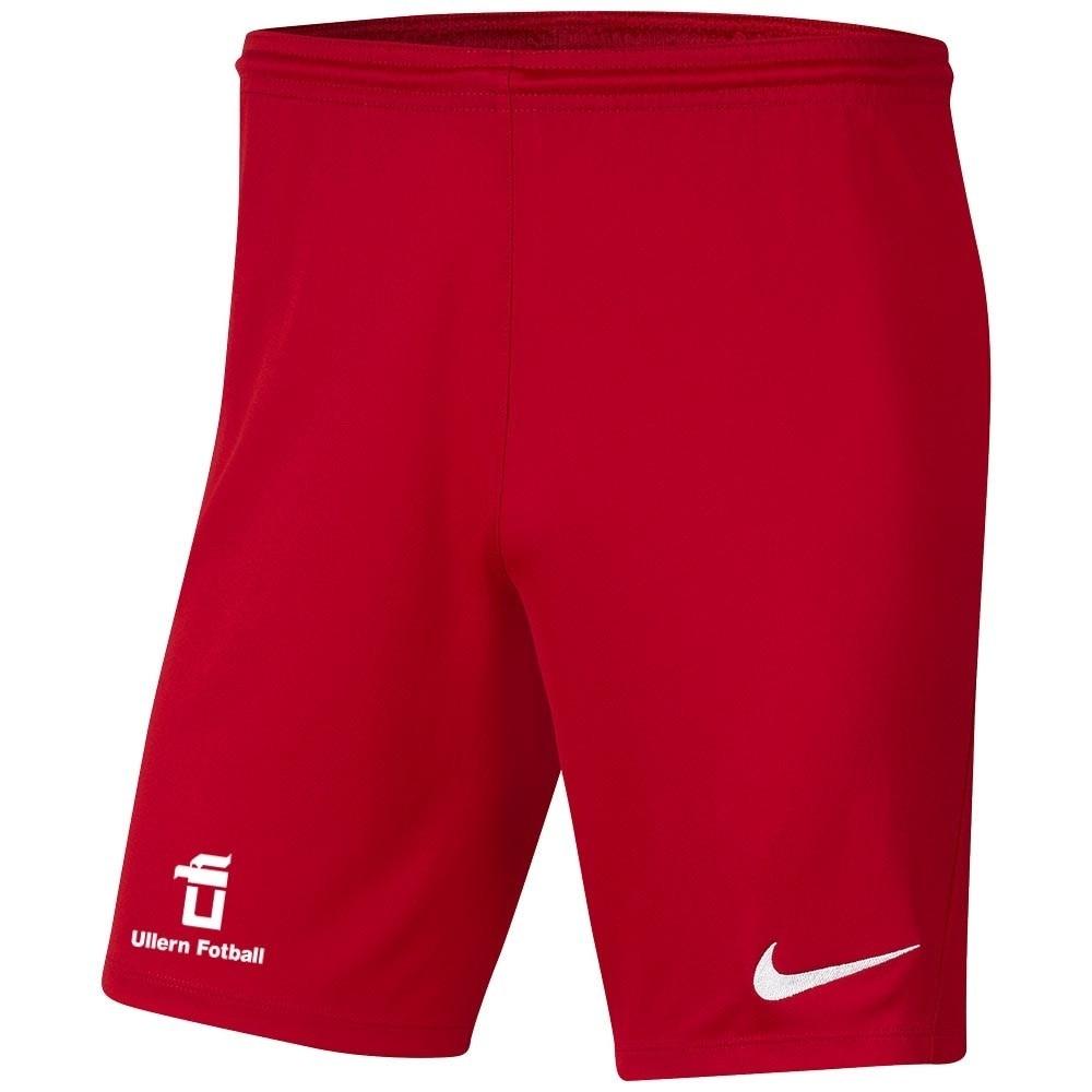 Nike Ullern Fotball Treningsshorts Barn Rød