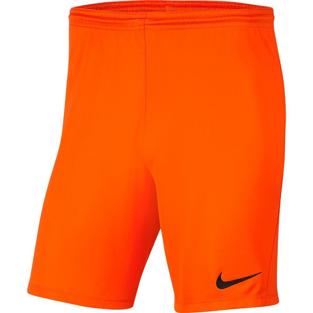 Nike Park III Shorts Oransje