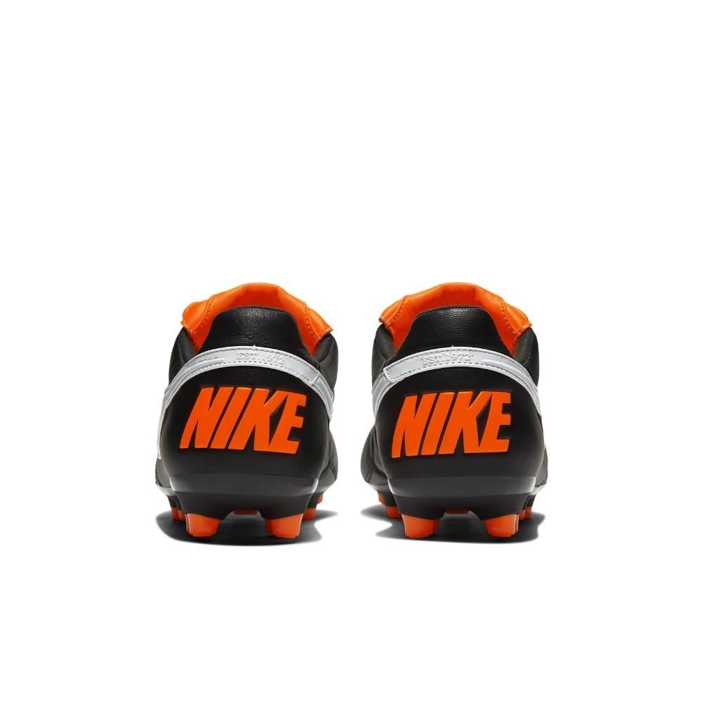 Nike Premier FG II Fotballsko Sort/Hvit