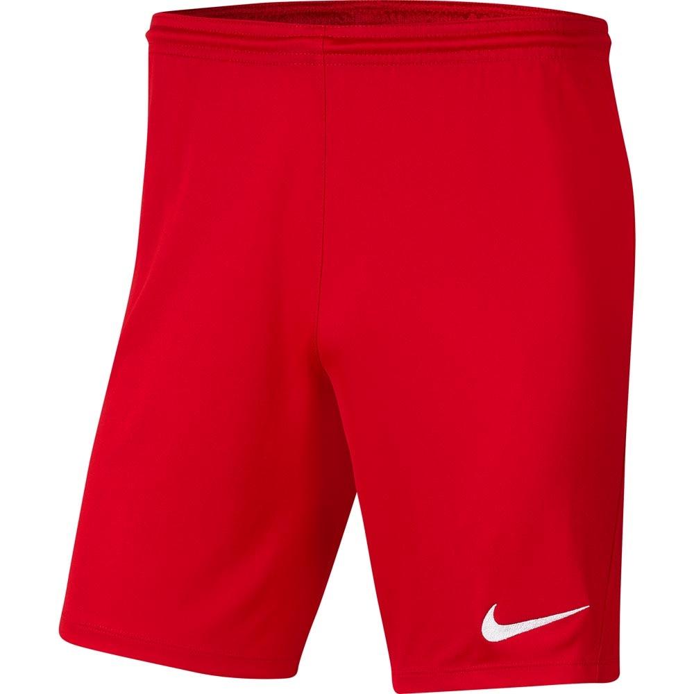 Nike Park III Treningsshorts Rød