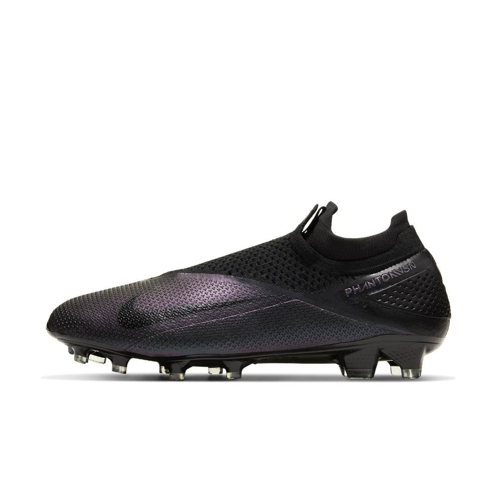 Nike Phantom Vision 2 Elite DF FG Fotballsko Kinetic Black Pack