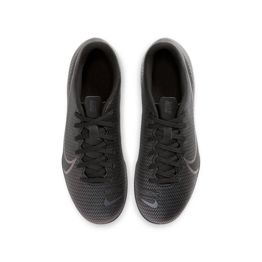 Nike Mercurial Vapor 13 Club FG/MG Fotballsko Barn Kinetic Black Pack
