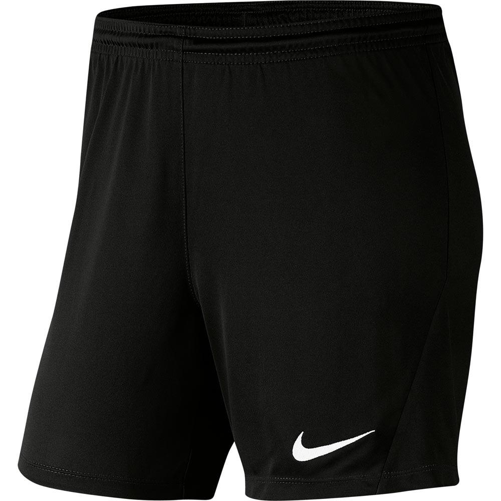 Nike Park III Treningsshorts Dame Sort