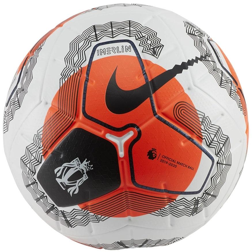 Nike Premier League Merlin Matchball Fotball 2020 Hvit