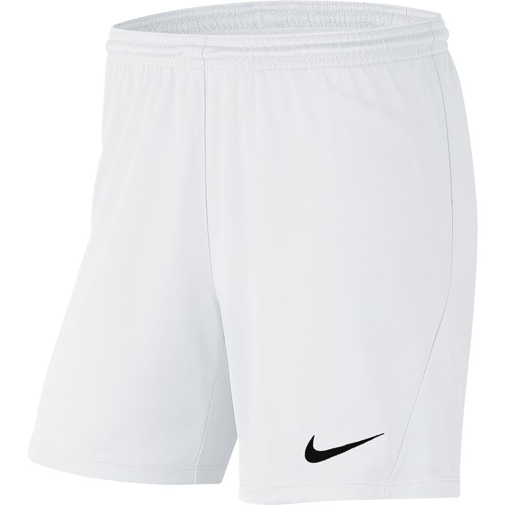 Nike Park III Treningsshorts Dame Hvit