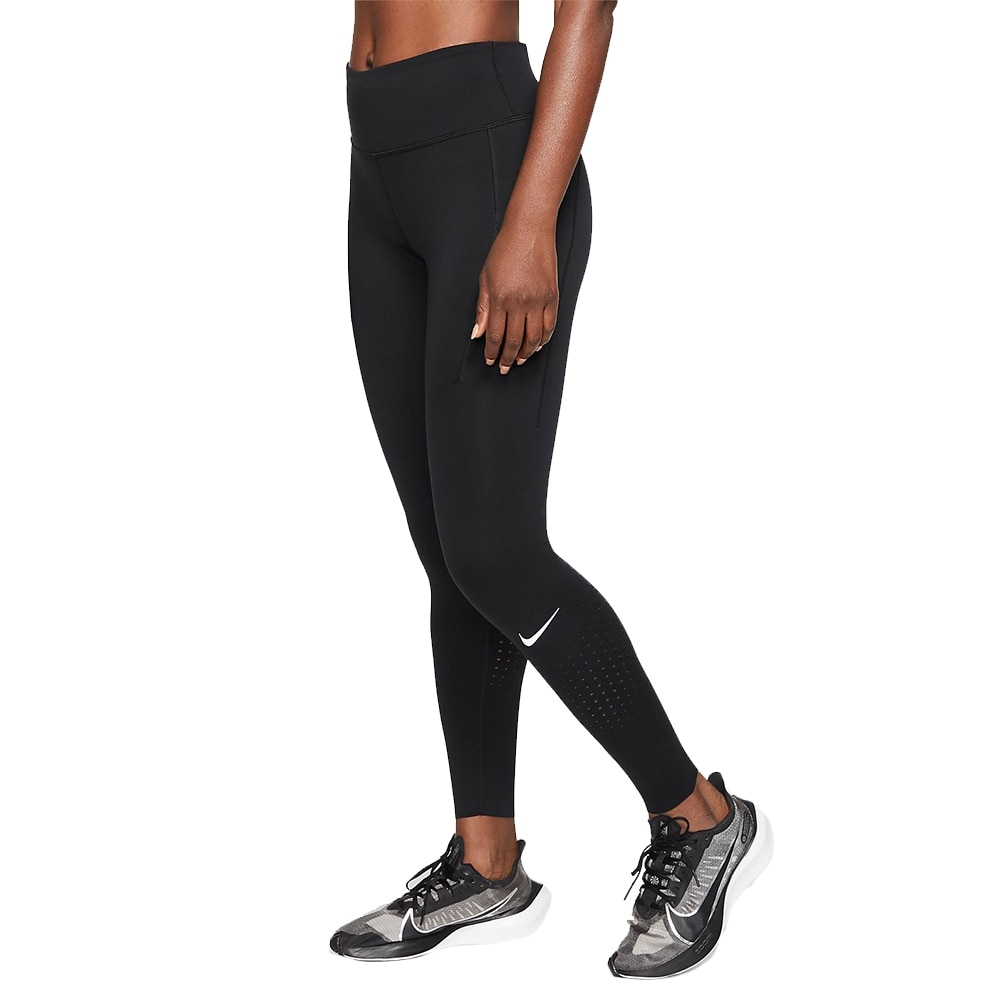 Nike Epic Lux Tights Dame Sort