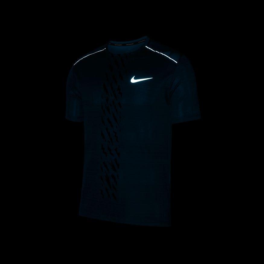 Nike Miler GX Løpetrøye Herre