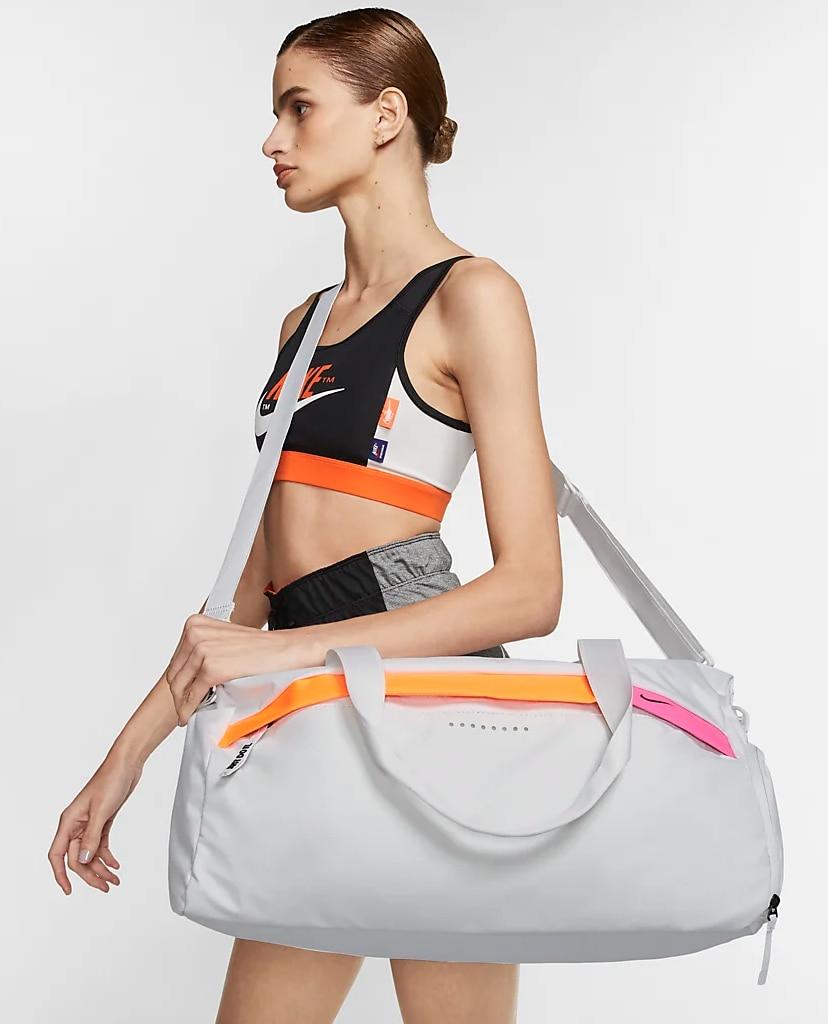 Nike Radiate Club Treningsbag Hvit