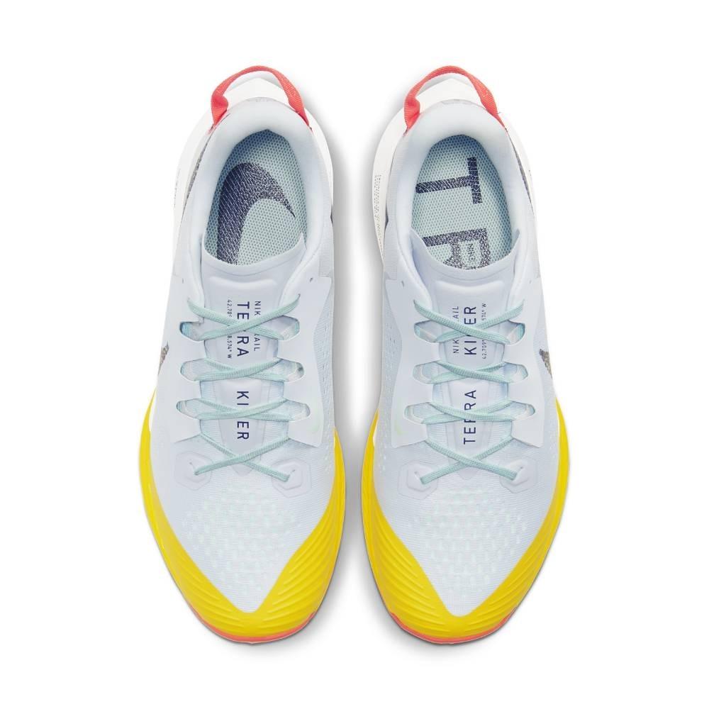 Nike Air Zoom Terra Kiger 6 Joggesko Herre Lyseblå