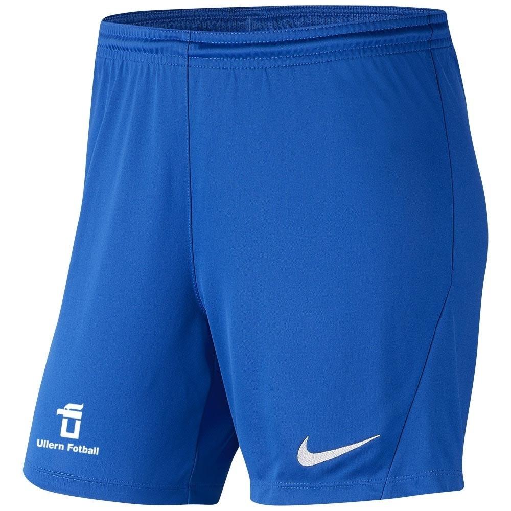 Nike Ullern Fotball Treningsshorts Dame Blå