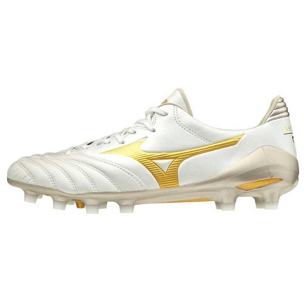 Mizuno Morelia Neo II MD FG Fotballsko Victory Gold Pack