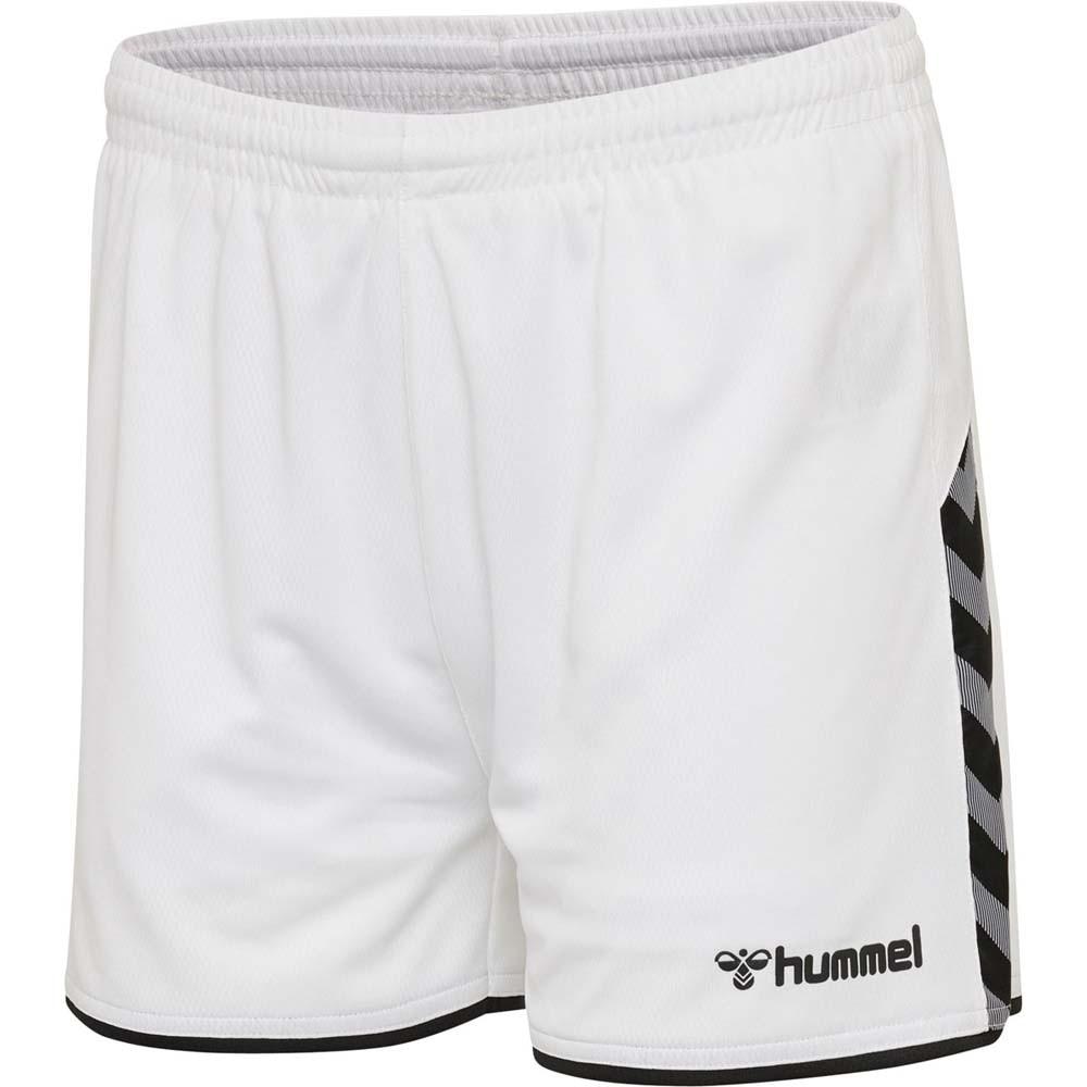 Hummel Authentic Poly Shorts Hvit Dame