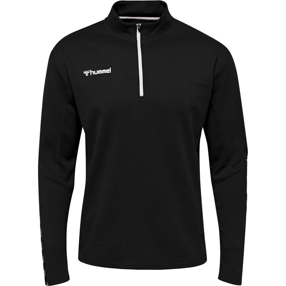 Hummel Authentic Half-Zip Treningsgenser Sort Barn