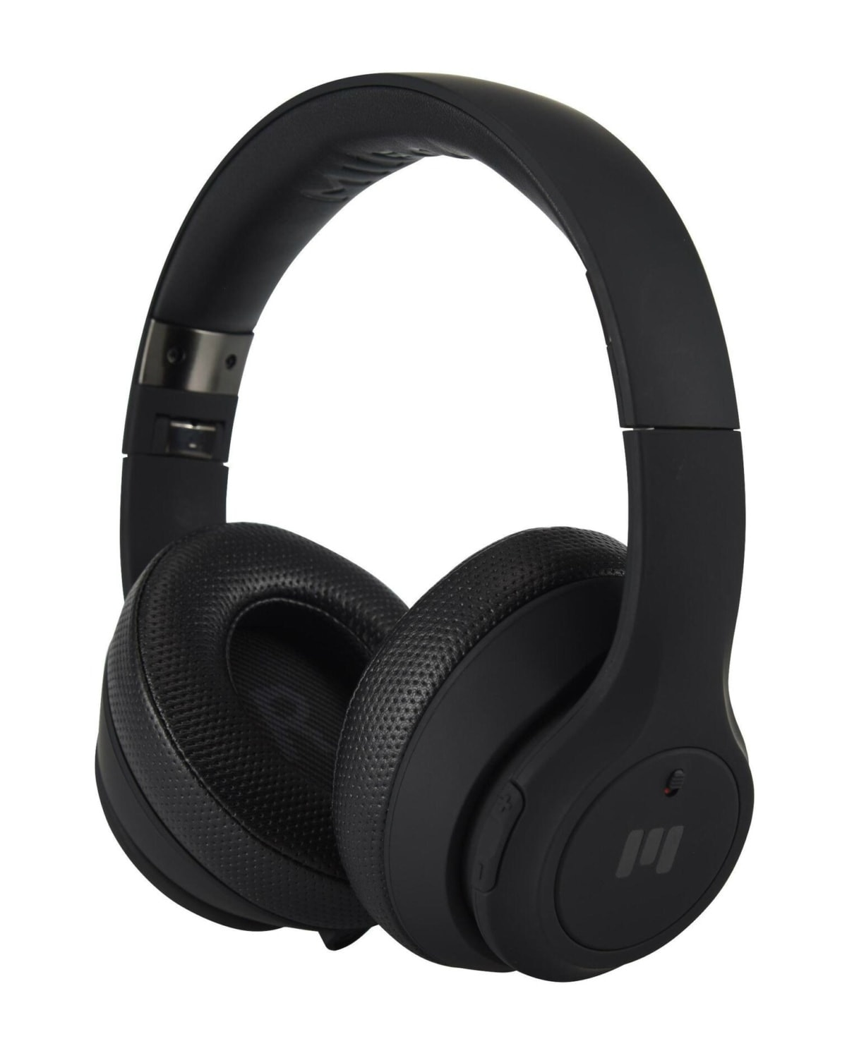 Miiego BOOM Active Noise Cancelling Headset Sort